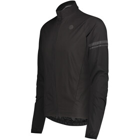 AGU Essential Storm Breaker Rain Jacket Packable Men, zwart